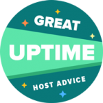 Great Uptime Award 2018